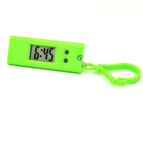Zugeständnisse Boutique Nette Uhr Der Kreativen Uhrwohnzimmer-Uhr Andere Diamant Stehend, Grün Andere Diamant Stehend, Grün