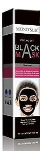 MOND'SUB Holisouse Peel Off Blackhead Remover Mask (Black), 100 ml