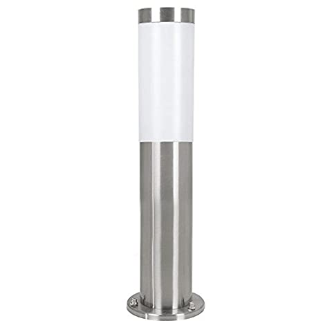 EGLO Helsinki 81751 Eco 450mm Pedestal Light Ip44 Rated Fir E27 Type 1X15W Lamp