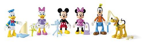 Mickey Mouse Club House - 181854 - Modèle Aléatoire - Thème A L'aventure - Pack 1 Figurine (1 seule figurine envoyée)