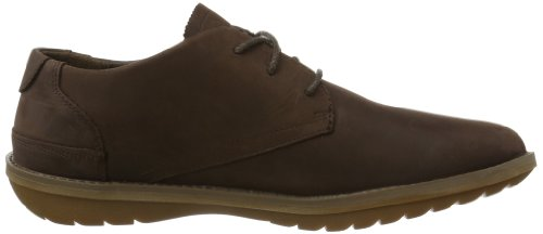 Timberland Ektravel Ox, Chaussures de ville homme Marron (Dark Brown)