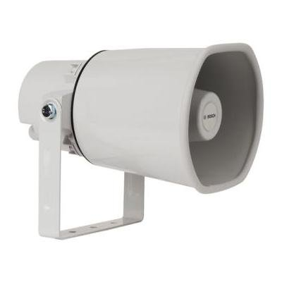 MID28 - 10W RECTANGULAR BOSCH LH1‑10M10E HORN LOUDSPEAKER INDOOR/OUTDOOR ALUMINIUM