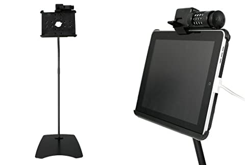 Padholdr Ram Bodenständer für alle iPads, verschließbar