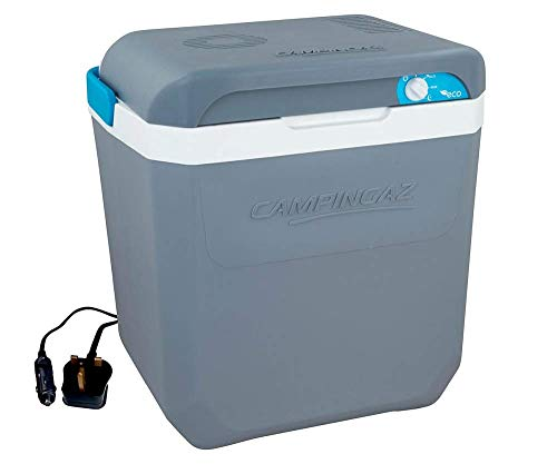 Campingaz Powerbox Plus 12/230V 24 Litre UK Electric Cooler - Grey -