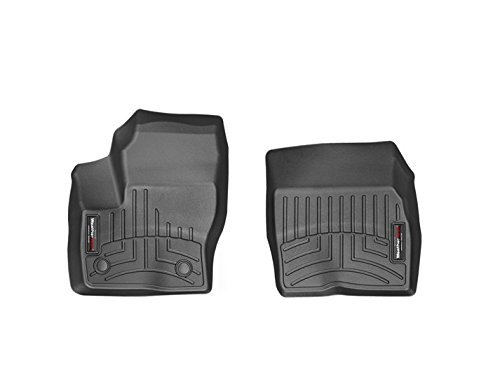 weathertech-444591-front-floor-liner-for-2013-ford-c-max-2013-ford-escape-black-by-weathertech