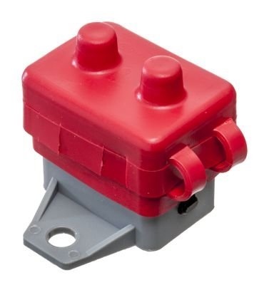 Sea-Dog 420855-1 Resettable Circuit Breaker with Cover , 50 Amp by Sea Dog Line (50 Amp Circuit Breaker)