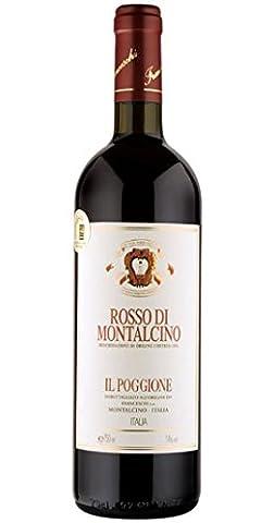 Rosso di Montalcino, Il Poggione 75 cl (caisse de 6)