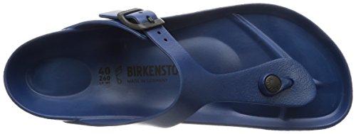 Birkenstock Gizeh Eva, Sandales Tongs Unisexes - Bleu Adulte (marine)