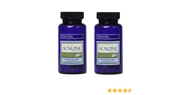 Buy Revitol Acnezine Skin Anti Oxidant 2 Month Supply Online At