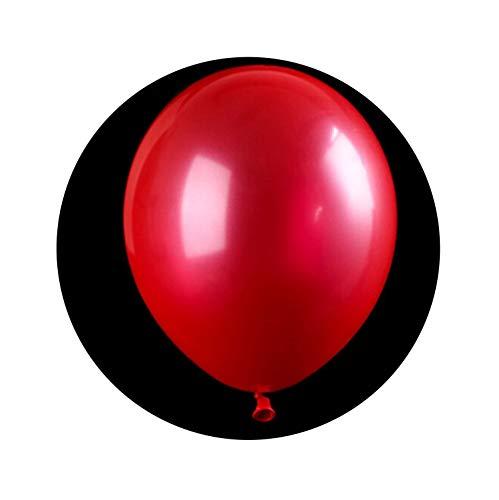 Bert-Collins 10er 12inch 2.8g Royal Blue Latex-Ballon aufblasbaren Kugeln Hochzeit Dekoration Birthday Party Float Luftballons Supplies Spielzeug, ()