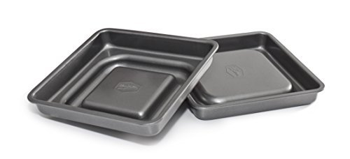 mrs-fields-bakeware-fill-n-flip-9-inch-locking-layer-cake-set-square-gray-by-mrs-fields-bakeware