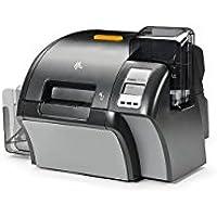 Zebra ZXP Series 9 Color 304 x 304DPI impresora de tarjeta plástica - Impresora de tarjetas (304 x 304 DPI, 180 tarjeta/h, ABS1, ID-1 (ISO 7810), PVC, 3 cm, 4 cm, Negro)