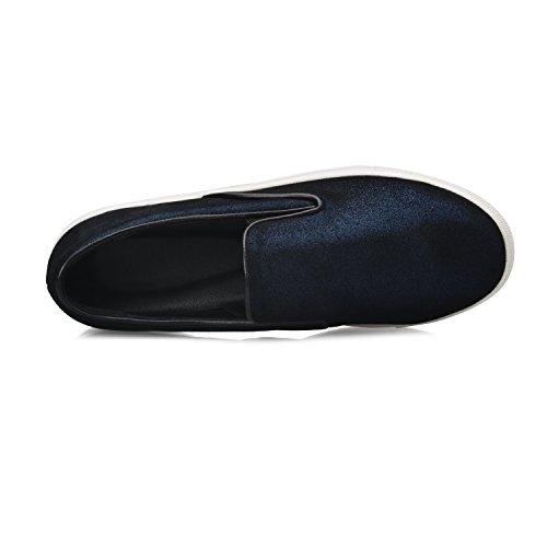 Unknown 1to9mms05754 - Sandales Bleues Pour Femmes