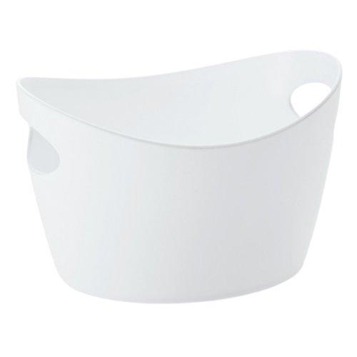 koziol-5733599-bottichelli-xs-cesto-portaoggetti-colore-azzurro-xxs-bianco