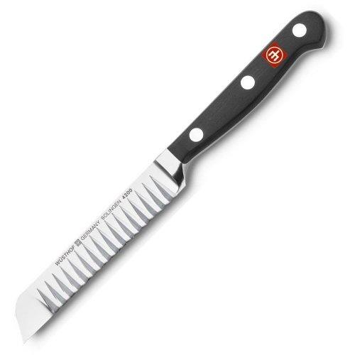 Wüsthof 4200 - Coltello da decorazione, 11 (Carbonio Acciaio Forgiato Chefs Knife)