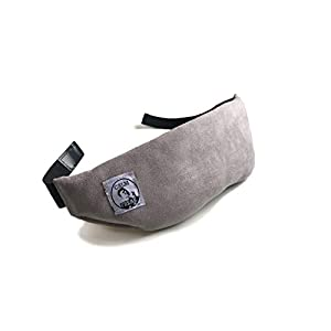 CALM-FREAK-Premium-Schlafmaske-Schlafbrille-100-Baumwolle-fr-bequemen-und-weichen-Schlaf-Sehr-hautfreundlich-Augenmaske-fr-Zuhause-und-auf-Reisen-Fr-Damen-und-Herren