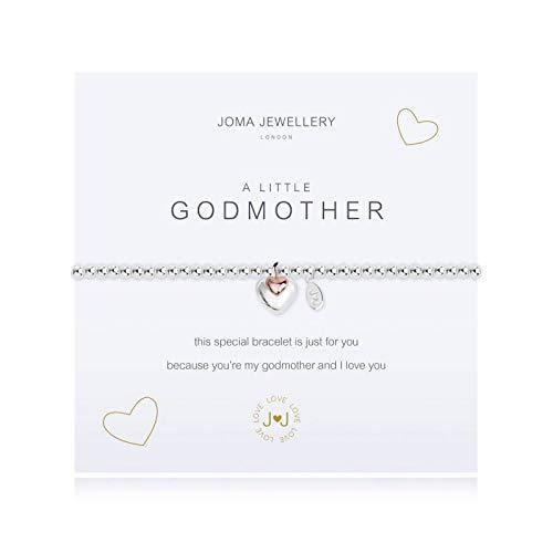 Joma Jewellery - Braccialetto 'A Little Godmother'