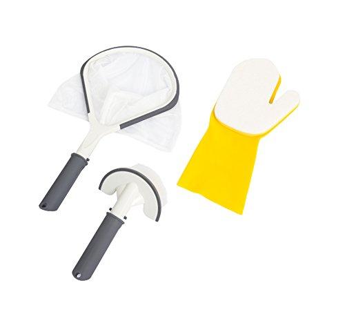 Bestway 58421 - Set de limpieza para Lay-Z-Spa