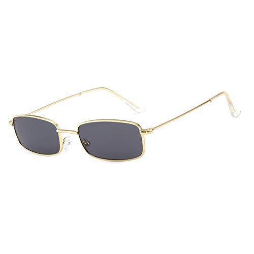 fazry Jelly Sonnenbrille Damen Fashion Sonnenschutz Eyewear Integrierte Candy Color Brille Gr. Einheitsgröße, B