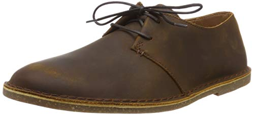 9c0b655a9a49ec Clarks Baltimore Lace, Scarpe Stringate Derby Uomo, Marrone (Beeswax  Leather -),