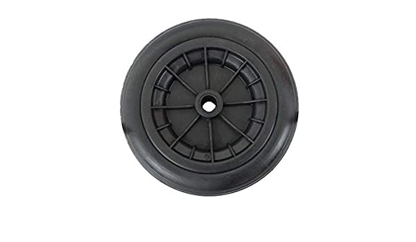 LY Tools 85L GREEN PLASTIC WITH BLACK PU PUNCTURE PROOF FOAM FILLED WHEEL
