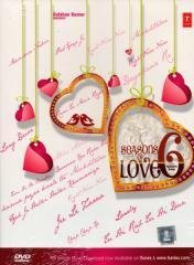 SEASONS OF LOVE 6 [ROMANTIC SONGS 2 CD SET]
