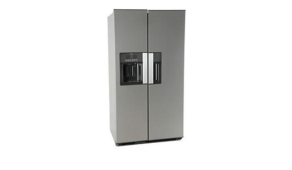 Amerikanischer Kühlschrank Whirlpool : Whirlpool wsf a nx amerikanischer kühlschrank frei stehend