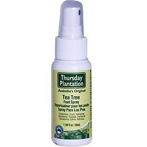 Thursday Plantation - Tea Tree Foot Spray, 1.69 FL OZ Spray by Nature S Plus