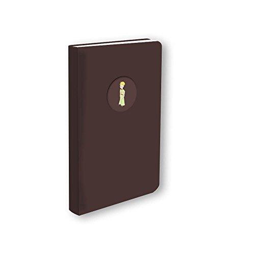 Le Petit Prince - Carnet en simili cuir - édition speciale 70 ans - 2