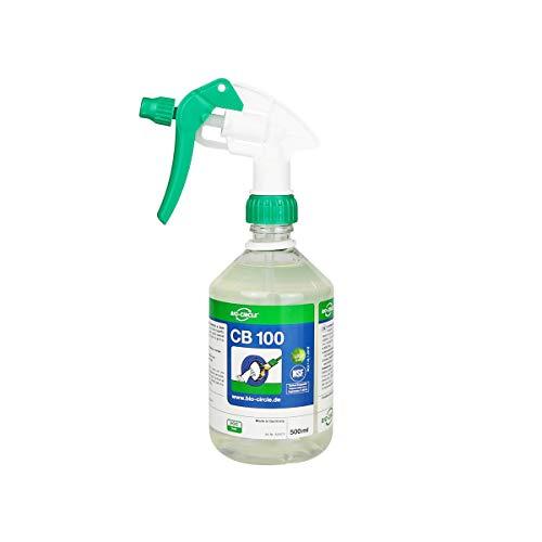 bio-chem CB 100 Extrem Entfetter - Alternative zu Bremsenreiniger Kaltreiniger Vorreiniger 500 ml -