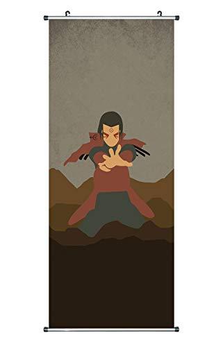 Anime Domain Kakemono/Poster de la Serie Naruto, Tema:...