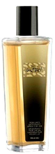 Avon Parfümiertes Body Spray (1a AVON 38638 parfümiertes Deodorant-Spray INSTINCT --- 75 ml --- Parfümiertes Deo Körperspray --- eleganter Glasflakon)