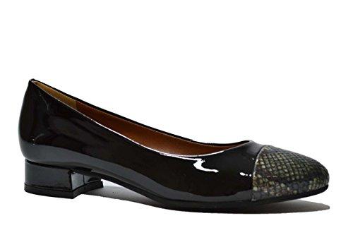 Melluso Ballerine scarpe donna nero A328 41