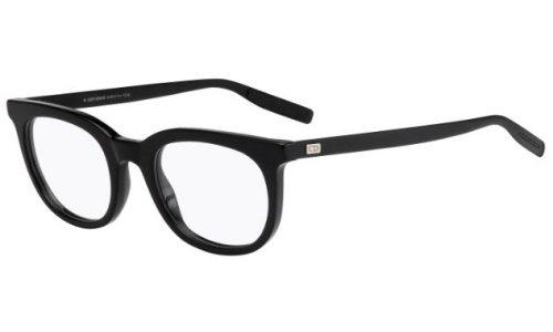Dior Homme Montures de lunettes BLACKTIE217 Pour Homme Semimatte Black