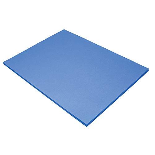 Pacon Tru-Ray 103086 Bastelpapier, 45,7 x 61 cm, 50 Stück, Blau