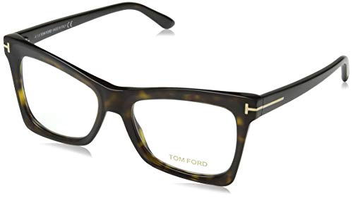Tom Ford Damen Optical Frame Ft5457 052 52 Brillengestelle, Braun,