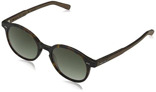 Wood Fellas Unisex Sonnenbrille Solln Mehrfarbig (havanna/green 5112), Herstellergröße: one Size