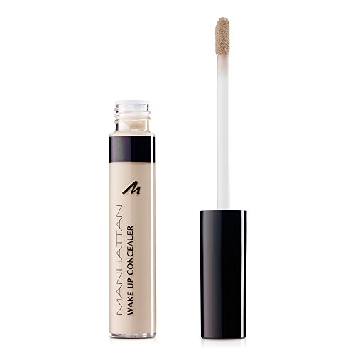 Manhattan Wake up Concealer, Farbe 1 Naturelle, 7 ml