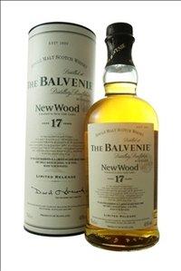 Balvenie 17 Year Old - New Wood by Balvenie