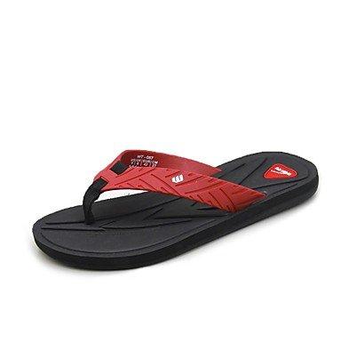 Stivali inverno delle donnecasuali zeppa piuma Heel PU sandali US7.5 / EU39 / UK6.5 / CN40
