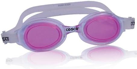 Cosco Aqua Wave Swimming Goggle, Senior (Color may Vary)