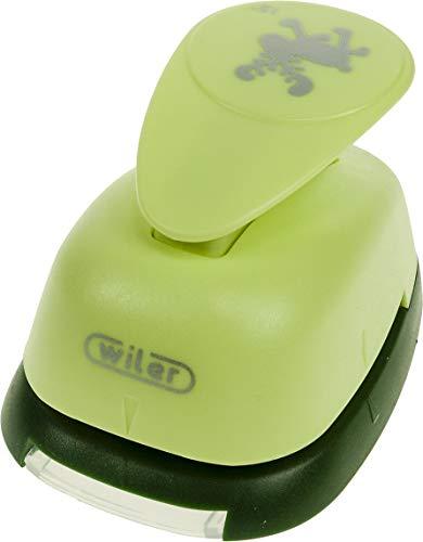 Wiler CPP301 Fustella per Carta a Forma di Alce Misura 40mm