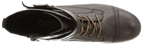 Gabor 93.732 53, Boots femme Gris (Tuscon Asphalto)