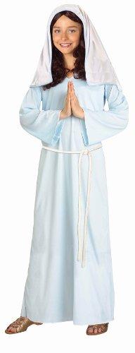 Forum Novelties biblischen Mal Mary Kostüm, Kind - Biblische Kostüm