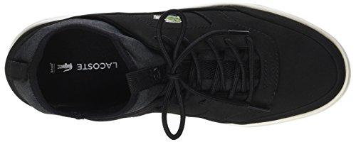 Lacoste Explorateur Crftsp1181cam, Sneaker Uomo Nero (blk / Off Wht)
