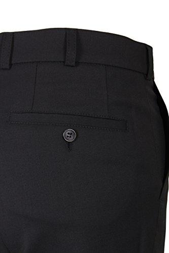 Club of Comfort Herren Businesshose 2590 auch große Größen schwarz (10)