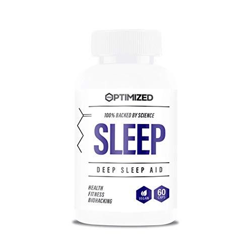 Sleep - Natürliches Schlafmittel/Schlaftabletten Alternative   Ashwagandha