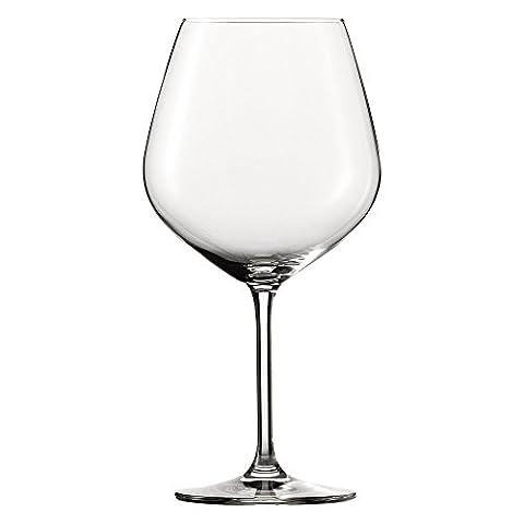 Schott Zwiesel 110499 Rotweinglas, Glas, transparent, 6 Einheiten