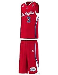 Adidas Performance Los Angeles Clippers Chris Paul rouge, vêtements mixte