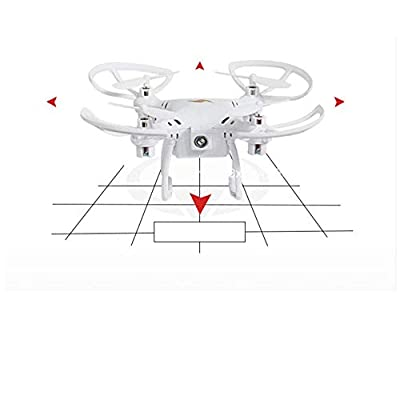 Ledu Mini drone quadcopter 6-axis gyroscope HD Wi-Fi live video aircraft flight toy height to maintain aerial photography